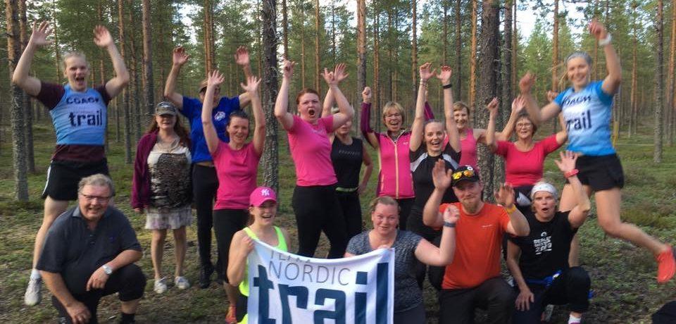 Tem Nordic Trail - pudasjärvi